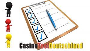 Werde jetzt Casinotester