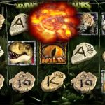 Online Casino Test des Slots Dawn of the Dinosaurs im 888 Casino