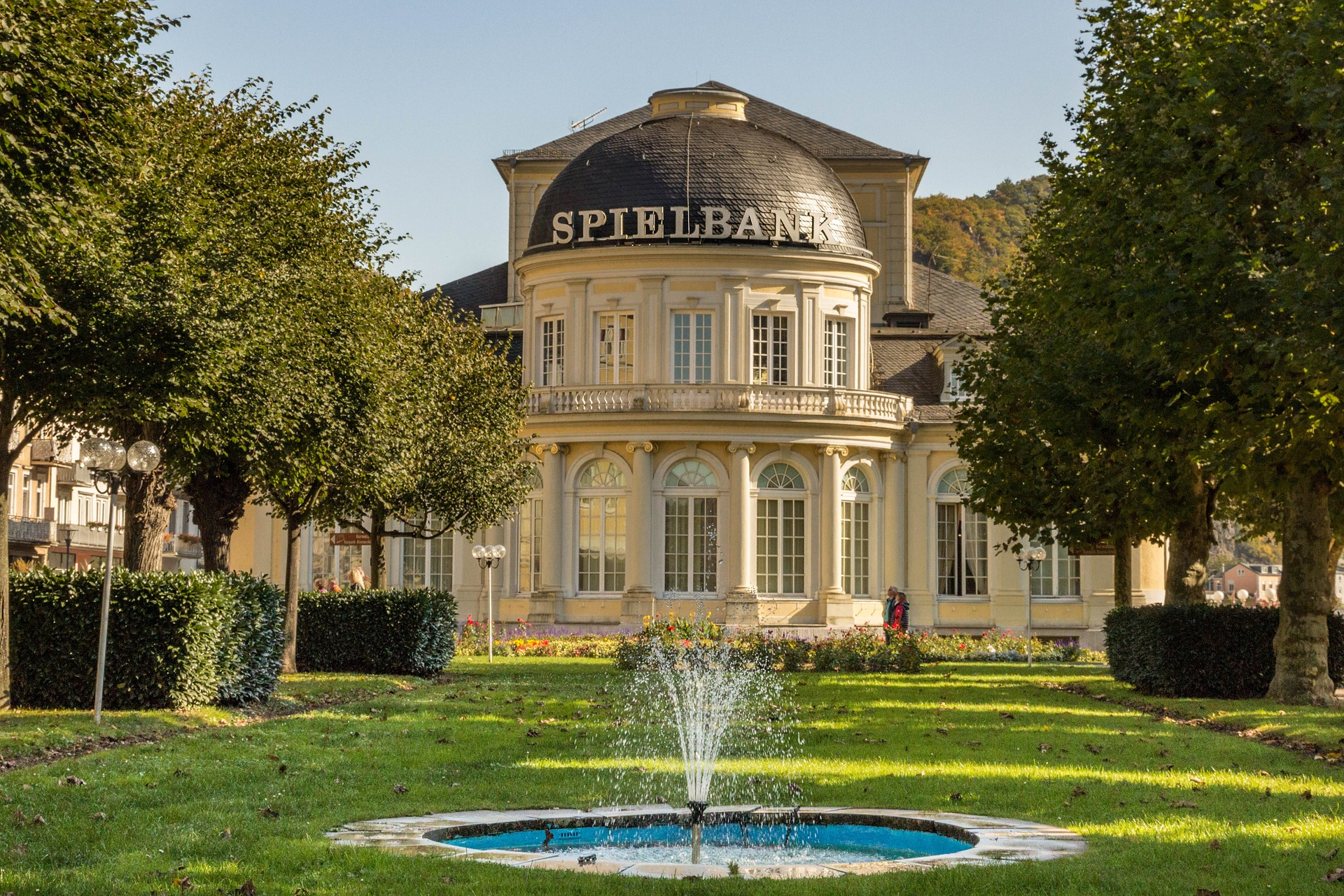 Casumo Deutschland Spielbank Baden Baden