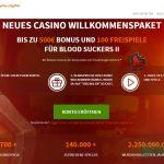 Betsson Bonusangebote für das Online Casino